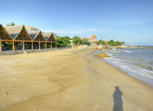 Bãi biển Thùy Dương, Phước Hải - Du lịch Vũng Tàu