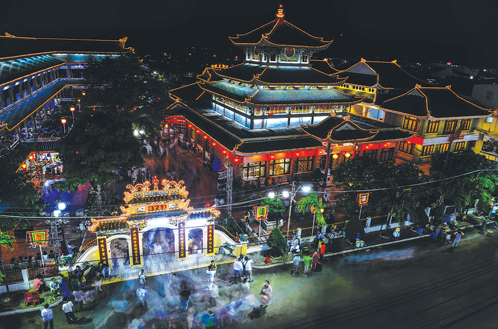 Châu Đốc du lịch An Giang
