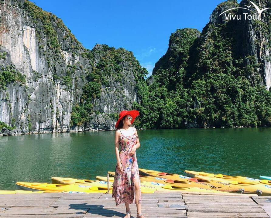 Du lịch Hạ Long 2 ngày 1 đêm - Vivu Tour