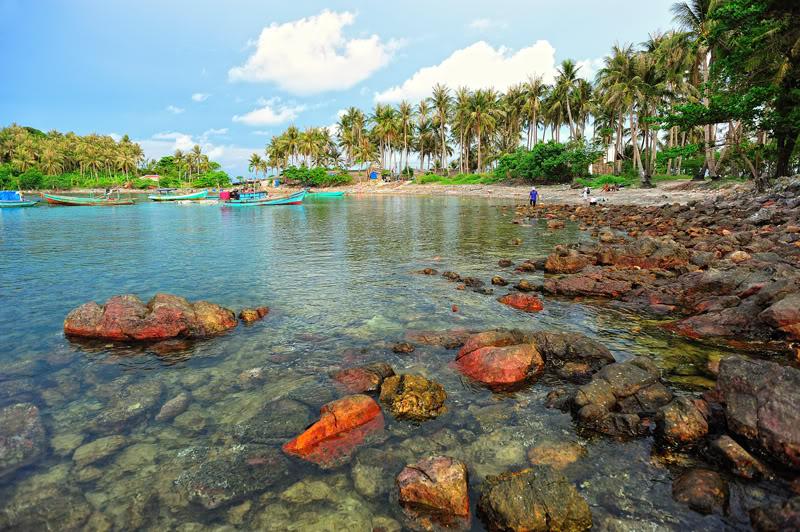 Du lịch đảo Hải Tặc - Phú Quốc