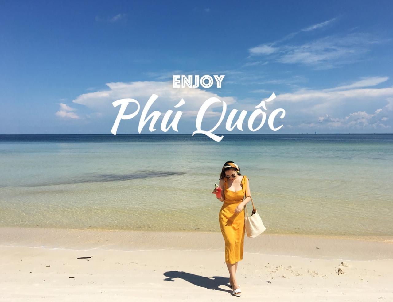Check-in sang chảnh tại Phú Quốc với kinh nghiệm du lịch tự túc của nữ nhân  viên văn phòng Hà Nội | Việt Nam Mới