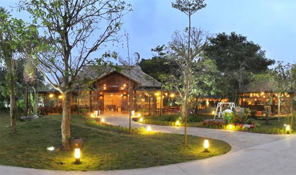 10 địa chỉ cho tiệc tất niên ở Hà Nội