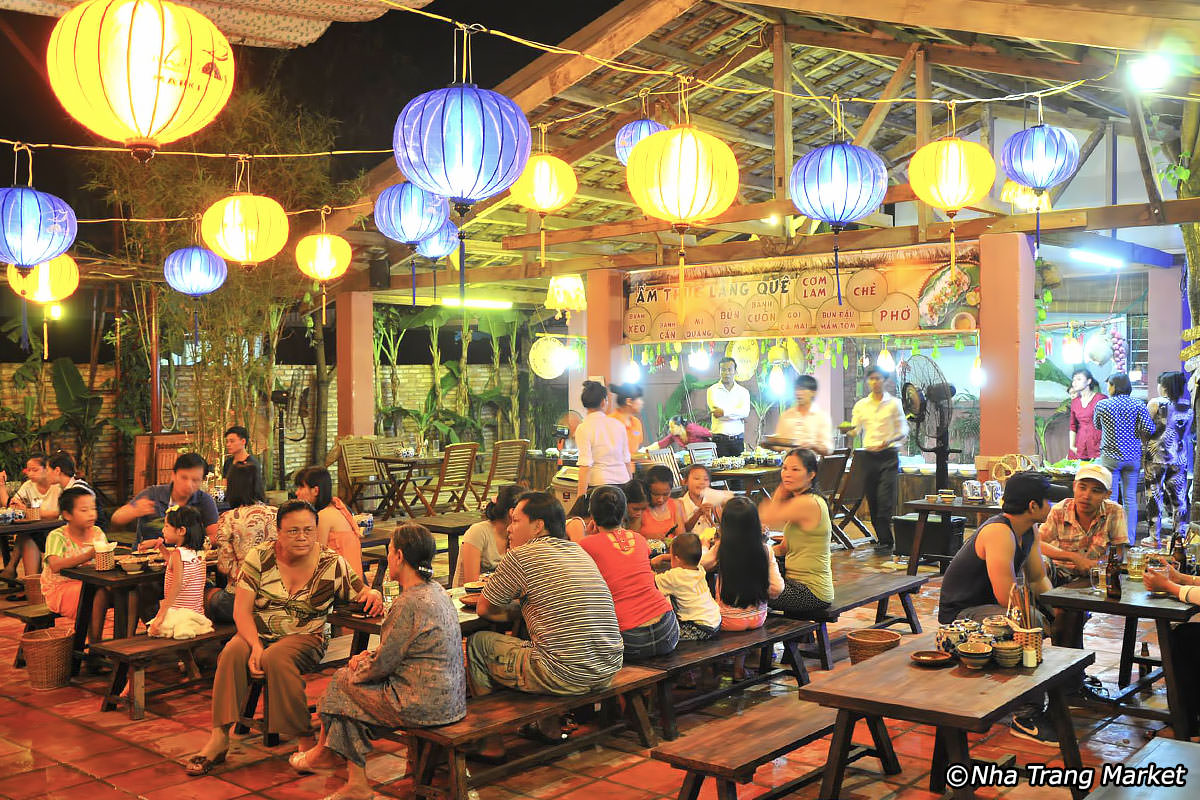 Nha Trang Market - Shopping in Nha Trang
