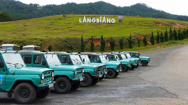 Núi LangBiang - Tour tham quan 1 ngày chỉ 250k - Hoa Dalat Travel