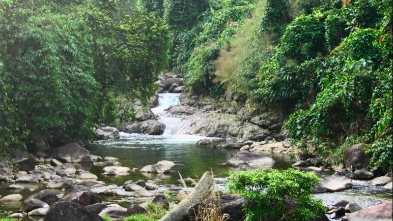 Yên Bái - Vẻ đẹp hoang sơ của thác Kiên Thành - Yêu du lịch