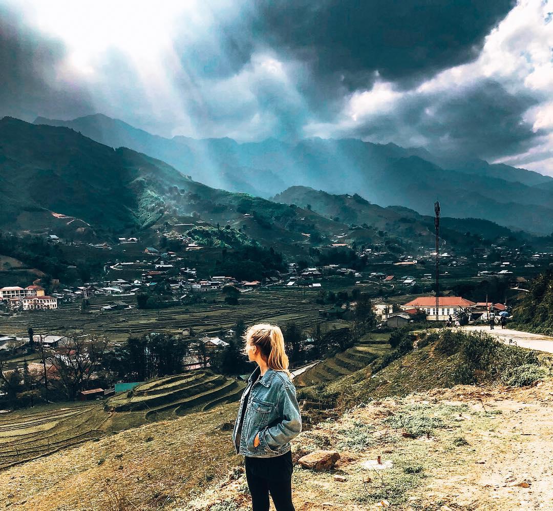 """Đến Sa Pa vào một ngày mưa - ấn tượng khó phai về vẻ đẹp của vùng đất """"gặp gỡ đất trời"""""""