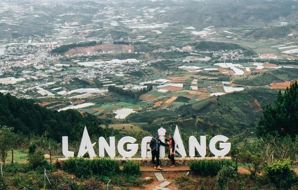 thuyết minh về núi langbiang đà lạt