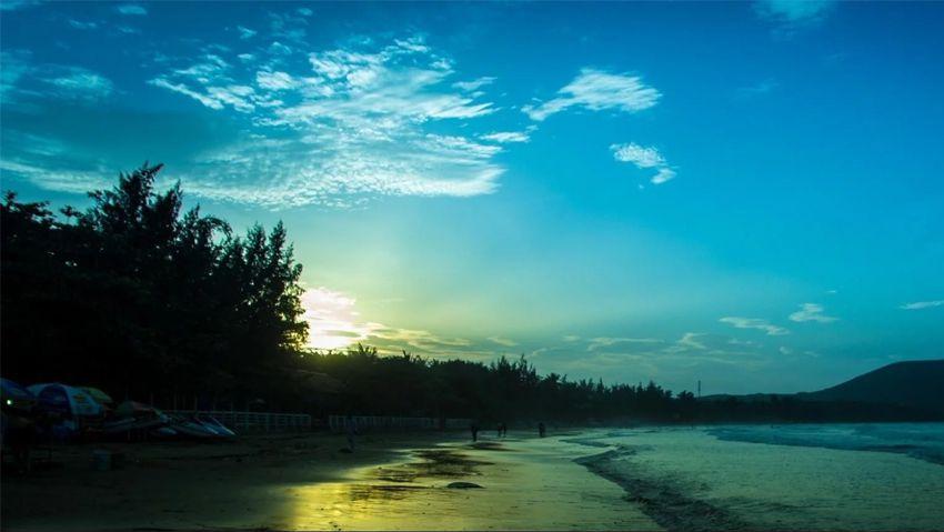 """Khu du lịch Hòn Rơm - Phan Thiết đẹp """"hút hồn"""" khách du lịch"""