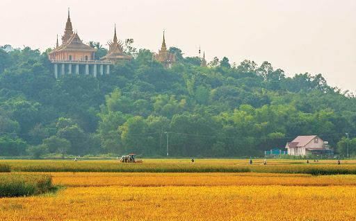 Những điểm đến hấp dẫn tại Tri Tôn - Kênh truyền hình Đài Tiếng nói Việt Nam - VOVTV